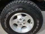 Jeep Wrangler 1999 Wheels and Tires