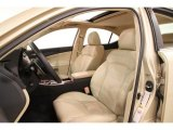 2008 Lexus IS 250 AWD Front Seat