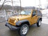 2014 Jeep Wrangler Amp'd