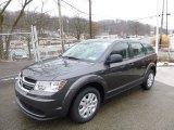2014 Granite Crystal Metallic Dodge Journey Amercian Value Package #89566927