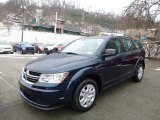 2014 Fathom Blue Pearl Dodge Journey SE #89566926