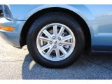 2006 Ford Mustang V6 Deluxe Coupe Wheel