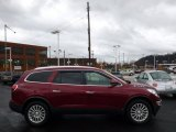 2009 Red Jewel Tintcoat Buick Enclave CXL AWD #89607499