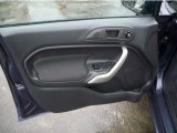 2013 Ford Fiesta SE Sedan Door Panel
