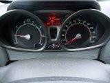 2013 Ford Fiesta SE Sedan Gauges