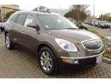 2009 Cocoa Metallic Buick Enclave CXL AWD #89607395