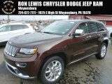 2014 Deep Auburn Pearl Jeep Grand Cherokee Summit 4x4 #89607578