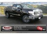 2014 Black Toyota Tundra SR5 TRD Double Cab 4x4 #89607341