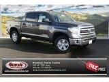 2014 Magnetic Gray Metallic Toyota Tundra SR5 Crewmax 4x4 #89607340