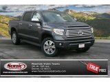 2014 Magnetic Gray Metallic Toyota Tundra Platinum Crewmax 4x4 #89607339