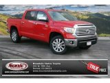 2014 Radiant Red Toyota Tundra Limited Crewmax 4x4 #89607337
