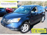 2011 Royal Blue Pearl Honda CR-V EX-L 4WD #89607436