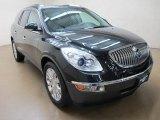 2010 Carbon Black Metallic Buick Enclave CXL AWD #89607377