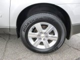 Chevrolet Traverse 2011 Wheels and Tires