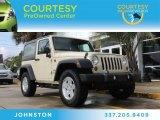 2011 Sahara Tan Jeep Wrangler Sport 4x4 #89607425