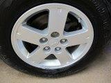 Mitsubishi Outlander 2007 Wheels and Tires