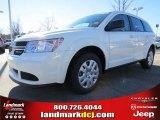 2014 White Dodge Journey Amercian Value Package #89629702