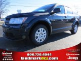 2014 Fathom Blue Pearl Dodge Journey Amercian Value Package #89629701