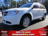 2014 White Dodge Journey Amercian Value Package #89629700