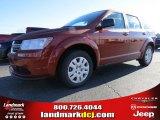 2014 Copper Pearl Dodge Journey Amercian Value Package #89629699