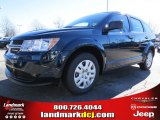 2014 Fathom Blue Pearl Dodge Journey Amercian Value Package #89629698