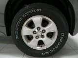 Mazda Tribute 2003 Wheels and Tires