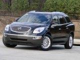 2009 Carbon Black Metallic Buick Enclave CXL #89629735
