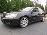 2007 Honda Accord SE V6 Sedan