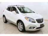 2013 White Pearl Tricoat Buick Encore Leather #89637214