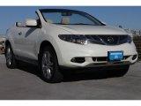 2011 Glacier White Pearl Nissan Murano CrossCabriolet AWD #89637352