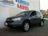 2011 Polished Metal Metallic Honda CR-V SE 4WD #89637414