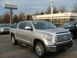 2014 Silver Sky Metallic Toyota Tundra Limited Crewmax 4x4 #89637152