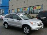 2011 Alabaster Silver Metallic Honda CR-V EX 4WD #89637410