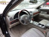 2004 Lincoln LS Interiors