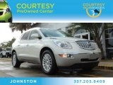 2010 White Diamond Tricoat Buick Enclave CX #89636983