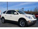 2009 White Opal Buick Enclave CXL AWD #89637050