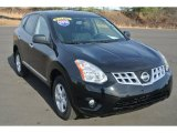 2012 Super Black Nissan Rogue S Special Edition #89637258