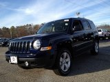 2014 True Blue Pearl Jeep Patriot Latitude 4x4 #89636924