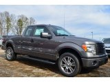 2014 Sterling Grey Ford F150 STX SuperCab #89637047