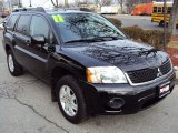 2011 Kalapana Black Mitsubishi Endeavor LS #89637188