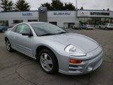 2003 Sterling Silver Metallic Mitsubishi Eclipse GS Coupe #89637387
