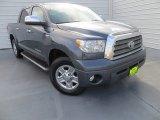 2007 Slate Metallic Toyota Tundra Limited CrewMax 4x4 #89637120