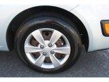 Kia Rio 2008 Wheels and Tires