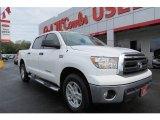 2013 Super White Toyota Tundra CrewMax #89673790