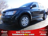2014 Fathom Blue Pearl Dodge Journey Amercian Value Package #89673950