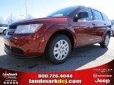 2014 Copper Pearl Dodge Journey Amercian Value Package #89673949