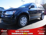 2014 Fathom Blue Pearl Dodge Journey Amercian Value Package #89673946