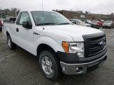 2014 Oxford White Ford F150 XL Regular Cab #89673867
