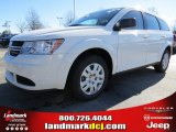 2014 White Dodge Journey Amercian Value Package #89673944