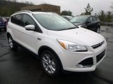 2014 White Platinum Ford Escape Titanium 2.0L EcoBoost 4WD #89673865